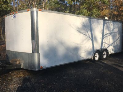 05 24 enclosed trailer