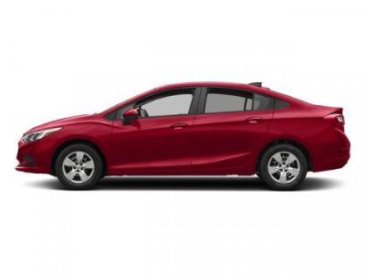 2018 Chevrolet Cruze LS (Red Hot)