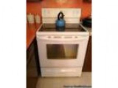 Frigedaire Electric Range with self cleaning oven
