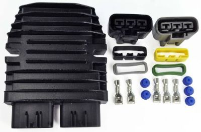 Purchase Voltage Regulator Rectifier For Ski-Doo MXZ X 1200 EFI LC 2012 2014 motorcycle in Norton, Vermont, United States, for US $59.00