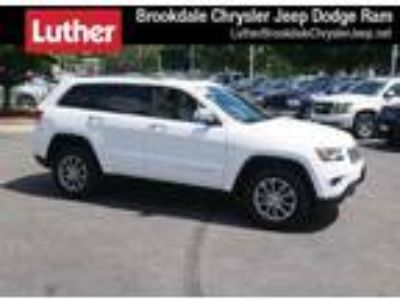 used 2016 Jeep Grand Cherokee for sale.