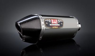 Sell Yoshimura R-77D Stainless/Carbon Fiber End Cap Full Exhaust 2012 Suzuki motorcycle in Ashton, Illinois, US, for US $816.91