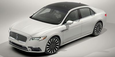 2018 Lincoln Continental Reserve FWD (White Platinum Metallic Tri-Coat)