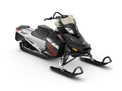 2017 Ski-Doo Summit Sport 146 600 Carb, PowderMax 2.25 Mountain Snowmobiles Woodinville, WA