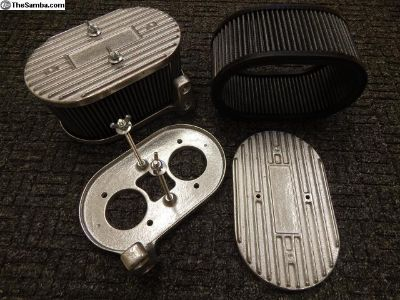CB Performance IDF Air Cleaner Set New