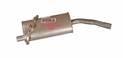 Buy NEW Starla Mid-muffler (center muffler) 08445 SAAB OE 5466198 motorcycle in Windsor, Connecticut, US, for US $75.61