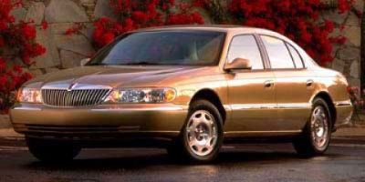 1999 Lincoln Continental Base (White)