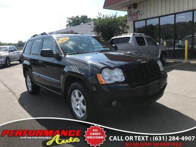 2008 Jeep Grand Cherokee Laredo (Black)