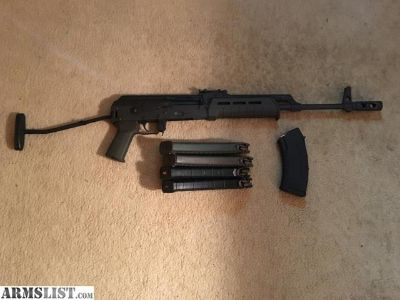 For Sale: AMD-65 with Magpul furniture