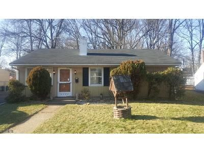 3 Bed 1 Bath Foreclosure Property in Rahway, NJ 07065 - Knapp Dr