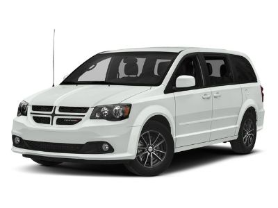 2017 Dodge Grand Caravan R/T (Billet Clearcoat)