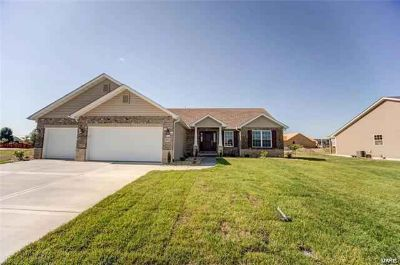 9722 Quapaw Court Mascoutah Three BR, Kappert Construction has