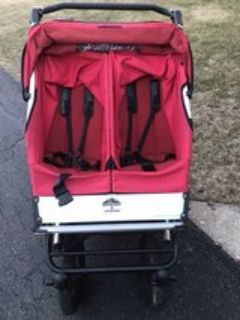 Mountain Buggy Double Stroller