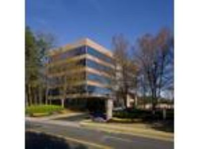 Atlanta, Executive office with reception. Multi-level