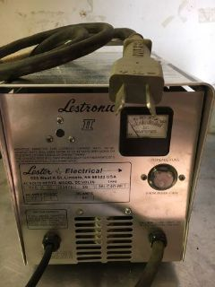 Sell Lestronic II Golf Cart 36 Volt Charger motorcycle in Pottstown, Pennsylvania, United States, for US $260.00