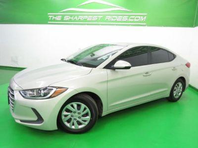 2017 Hyundai Elantra 1_Owner_CarFax!