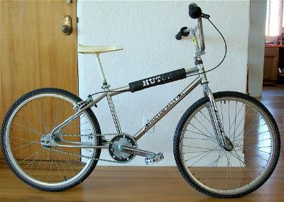 Hutch XL 24 BMX Bike