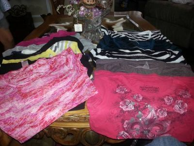 lots of girls clothing (Reduced)