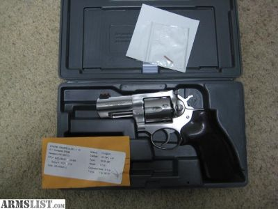 For Sale: Ruger GP100 .38 special