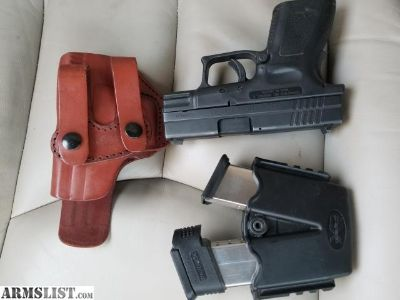 For Sale: Springfield XD-9