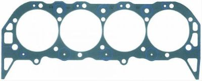 Purchase Fel-Pro 1057 Wire Ring Cylinder Head Gasket Chevy BB Bore 4.630in Pack of 10 motorcycle in Santee, California, United States, for US $429.99