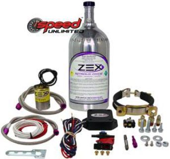 Sell ZEX 82080 EFI Motorcycle Universal Dry Nitrous Kit motorcycle in Suitland, Maryland, US, for US $401.83