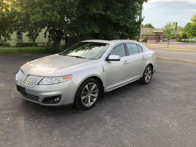 2009 Lincoln MKS Base (Brilliant Silver Metallic)