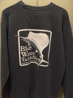 Blue water tackleshop (Salty Dog) size M