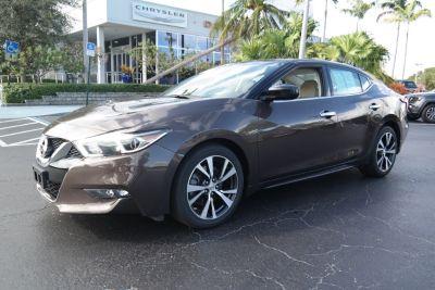 2016 Nissan Maxima 3.5 S (Brown)