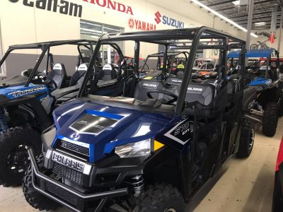 2018 Polaris Ranger Crew 570-4 EPS Side x Side Utility Vehicles Corona, CA