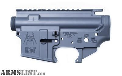 For Sale: *NEW* Spike's Tactical AR15 Upper/Lower Set Gray