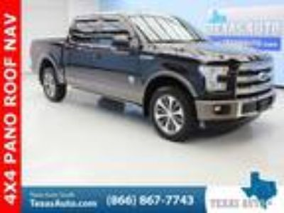 used 2015 Ford F-150 for sale.