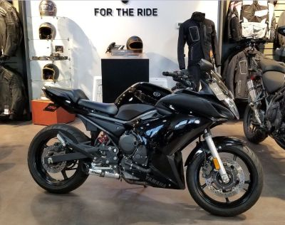 2011 Yamaha FZ6R Sport Motorcycles Cleveland, OH
