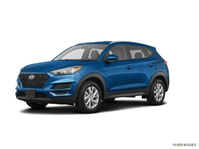 2019 Hyundai Tucson (Aqua Blue)