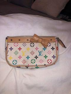 REAL!!Louis vuitton porchette Bag!!