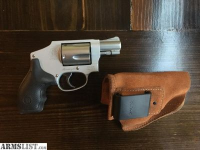 For Sale: Smith and Wesson 642 NO LOCK!