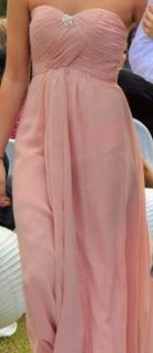 Simple Pink Gown