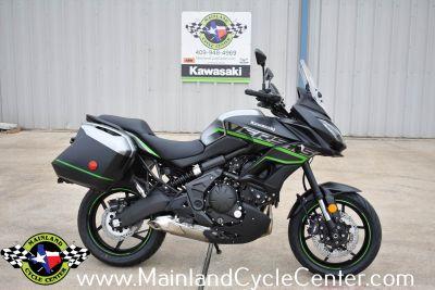 2019 Kawasaki Versys 650 LT Touring La Marque, TX