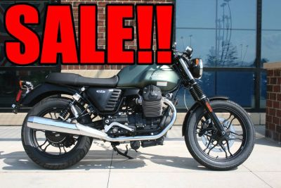 2015 Moto Guzzi V7 Stone Cruiser Motorcycles Saint Charles, IL
