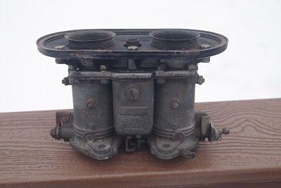 Porsche 356 / 912 Solex 40 Carburetor Pii-4