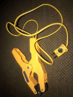 Pipe clamp thermocouple