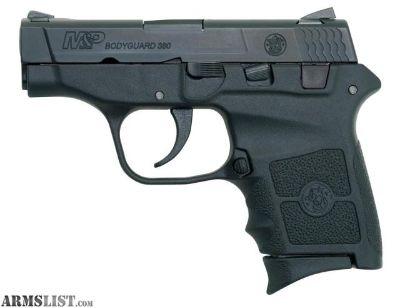 For Sale: M&P Bodyguard 380