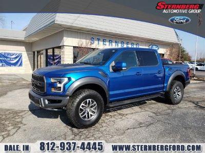2018 Ford F-150 (LIGHTNING BLUE)