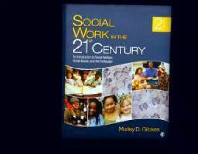 $75 CCV Textbook - Social Work in the 21st Century