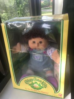 Cabbage Patch Doll 2004