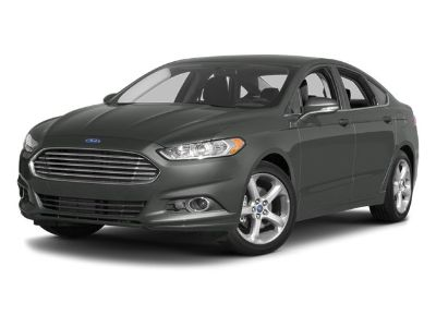 2014 Ford Fusion SE (Not Given)