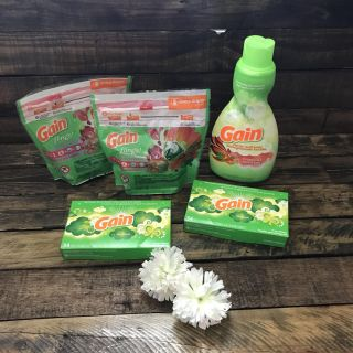 Gain Laundry products