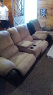 Recliner/couch