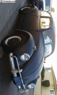 1967 vw bug project