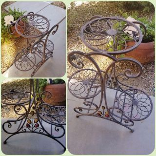 Cute 3 tier plant stand